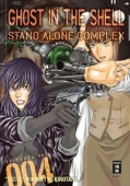 Ghost in the Shell: Stand Alone Complex - Bd.04