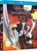 The Testament of Sister New Devil [Blu-ray+DVD]
