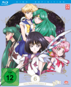 Sailor Moon Crystal - Vol.6/6 [Blu-ray]