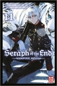 Seraph of the End: Vampire Reign - Bd.11