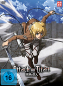 Attack on Titan: Staffel 1 - Vol. 3/4