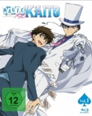 Magic Kaito 1412 - Vol. 1/4 [Blu-ray]