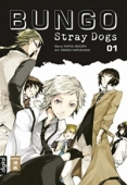 Bungo Stray Dogs - Bd.01: Kindle Edition