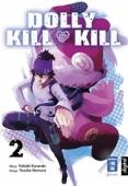 Dolly Kill Kill - Bd.02: Kindle Edition