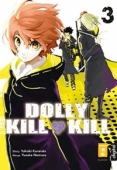 Dolly Kill Kill - Bd.03: Kindle Edition