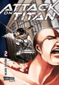 Attack on Titan - Bd.02: Kindle Edition