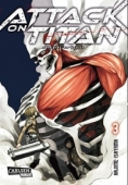 Attack on Titan - Bd.03: Kindle Edition