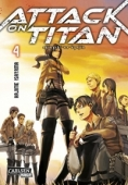 Attack on Titan - Bd. 04: Kindle Edition