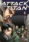 Attack on Titan - Bd. 05: Kindle Edition
