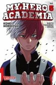 My Hero Academia - Bd.05: Kindle Edition