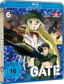 Gate - Vol.6/8 [Blu-ray]