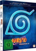Naruto: The Movie 1-3 [Blu-ray]