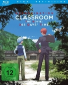 Assassination Classroom: 365 Days Movie [Blu-ray]
