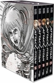 Attack on Titan - Box 4: Bd.16-20