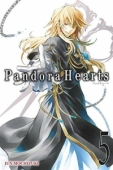 Pandora Hearts - Vol.05: Kindle Edition