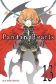 Pandora Hearts - Vol.13: Kindle Edition