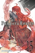Pandora Hearts - Vol.15: Kindle Edition