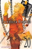 Pandora Hearts - Vol.20: Kindle Edition