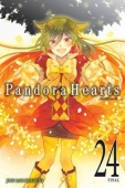 Pandora Hearts - Vol.24: Kindle Edition