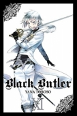 Black Butler - Vol.11: Kindle Edition