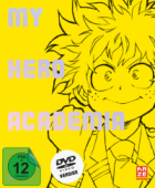 My Hero Academia: Staffel 1 - Vol. 1/3