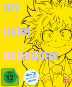 My Hero Academia: Staffel 1 - Vol. 1/3 [Blu-ray]