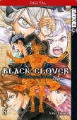 Black Clover - Bd.08: Kindle Edition