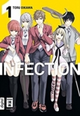 Infection - Bd.01: Kindle Edition