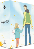 Usagi Drop - Vol.1/3 [Blu-ray]: Limited Mediabook Edition + Plüschhase