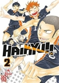 Haikyu!! - Bd.02: Kindle Edition