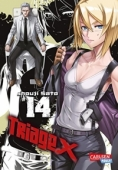 Triage X - Bd.14: Kindle Edition