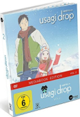 Usagi Drop - Vol. 2/3: Limited Mediabook Edition + Poster