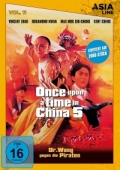Artikel: Once upon a time in China 5: Dr. Wong gegen die Piraten
