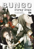 Bungo Stray Dogs - Bd.06