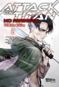Attack on Titan: No Regrets  - Full Color Edition: Bd.02