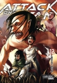 Attack on Titan - Bd.12: Kindle Edition