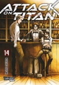 Attack on Titan - Bd.14: Kindle Edition