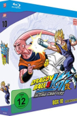 Dragonball Z Kai - Box 10/10 [Blu-ray]