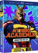 My Hero Academia: Season 2 - Part 1/2 [Blu-ray+DVD]