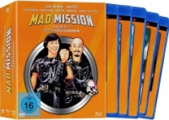 Mad Mission - Limited Complete Edition (Uncut) [Blu-ray+DVD]