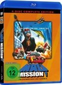 Mad Mission 1 (Uncut) [Blu-ray+DVD]