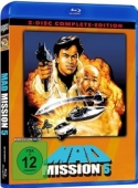 Mad Mission 5 (Uncut) [Blu-ray+DVD]