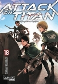 Attack on Titan - Bd.18: Kindle Edition