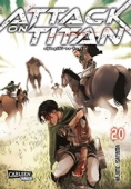 Attack on Titan - Bd.20: Kindle Edition