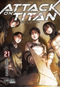 Attack on Titan - Bd. 21: Kindle Edition