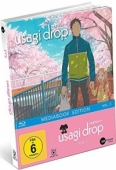 Usagi Drop - Vol.3/3 [Blu-ray]: Limited Mediabook Edition