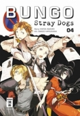 Bungo Stray Dogs - Bd.04: Kindle Edition