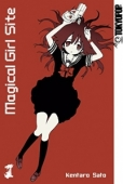 Magical Girl Site - Bd.01: Kindle Edition