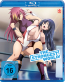 Wanna Be the Strongest in the World - Vol. 1/2 [Blu-ray]