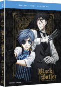 Black Butler: Book of the Atlantic [Blu-ray+DVD]
